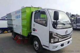 湖北程力国六东风小多利卡道路专用小型扫路车详细配置价格