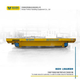 转运钢管车 桥配件过跨地爬车 起重轨道平板运输车