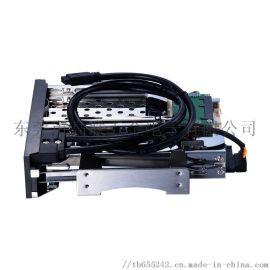 2.5寸+3.5寸光驱位铝合金门组硬盘抽取盒 前置双USB3.0接口扩展