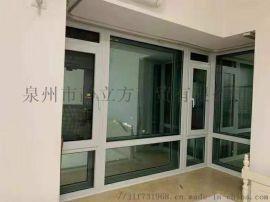 西安隔音窗隔音玻璃 供应断桥铝铝钛镁合金隔音窗