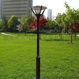 湖南定制太阳能庭院灯 户外现代仿古中式灯 led景观庭院路灯