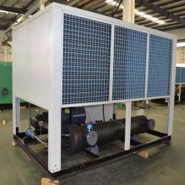 风冷螺杆式冷水机组_工业风冷螺杆式冷水机组厂家