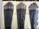 高弹性吸水性进口尼龙毛油画笔