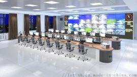 安防智慧城市雪亮工程系统集成操作台控制台