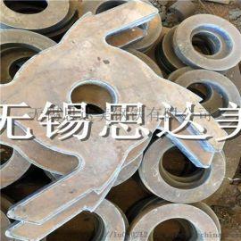 Q345C钢板切割公司,厚板切割,钢板零割圆环