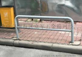 广东桥梁人行道栏杆,马路广告护栏,公路锌钢隔离栏