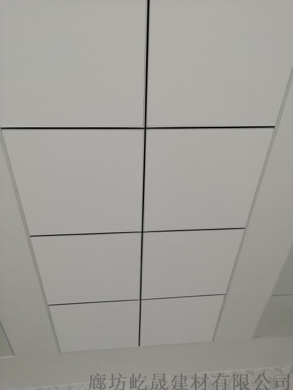 吸音吊顶天花板 降噪天花岩棉板