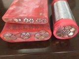 橡套扁电缆防水电缆JHSB/3*6mm2厂价销售