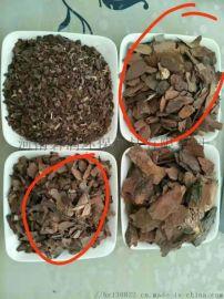 天然松树皮滤料生产厂家供应 松树皮滤料