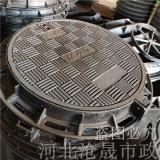 河北球墨鑄鐵井蓋——流水線生產