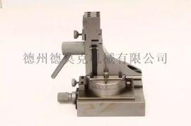 德莫克SHXW165万向砂轮整器正磨针机磨削刀型