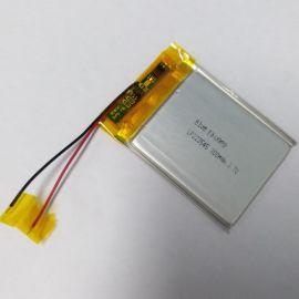 超薄锂聚合物电池2mm