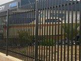 小區護欄柵欄 圍牆柵欄 鐵藝護欄  鋅鋼道路護欄