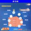 海洋集装箱定位器 北斗全球通讯监控器 货柜专用