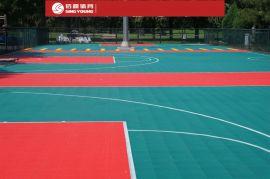 拼裝地板籃球場建設及拼裝地板材料生產廠家
