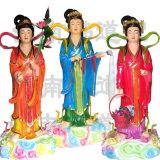 七仙女神像 七姐妹神像 七仙姑神像 黎山老母神像