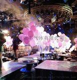 杭州纯氦球户外载人飘空氦气球夜市装饰网拍氦气球