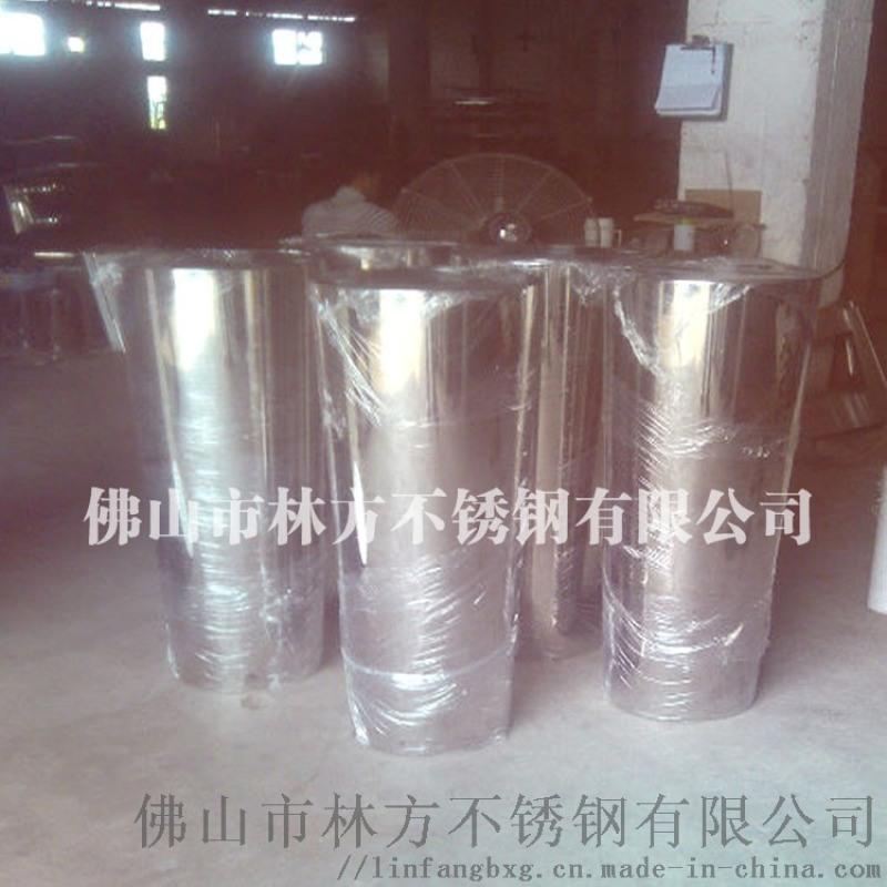 不锈钢花盆 户外摆设不锈钢花盆 香槟金不锈钢花盆