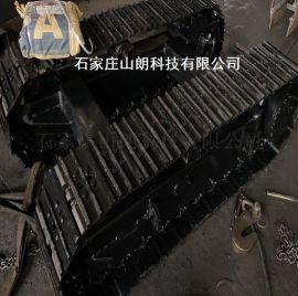 石家庄煤矿钻机专用5吨履带底盘ZDY钻机履带