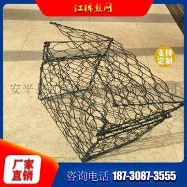 PVC格宾网 锌铝合金格宾网