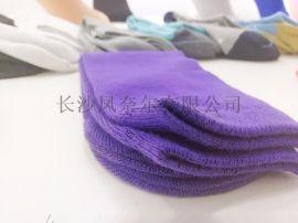 棉纤维袜子代加工 长沙凤奈尔20cm*34cm