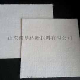 保湿过滤无纺土工布,涤纶短纤土工布