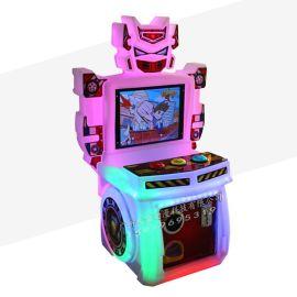 兒童遊戲機動感機槍遊戲機設備投幣射擊娛樂設施