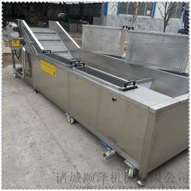 不锈钢蔬菜丁挂冰机 青豆挂冰机 蚕豆挂冰设备