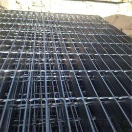 热镀锌钢格板厂家供应电厂造船厂钢格板