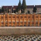 陕西商洛锌钢草坪护栏报价 草坪绿化锌钢护栏厂家
