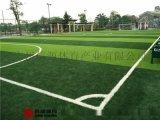 學校人造草足球場施工建設方案及報價預算