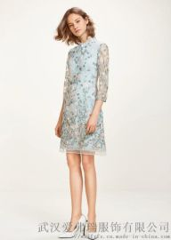 夏柏2020春夏新款套头中长款裙子怎么把服装店开好
