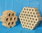 蓄熱式換熱器用格子磚