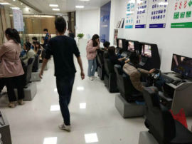 琼中县最近有前景的生意,驾培模拟器代理开店助你发家致富