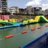 水上警示浮筒游乐园隔离浮标拦截网浮体