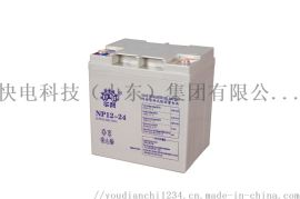 电池华羿12V24AH 阀控密封式铅酸蓄电池