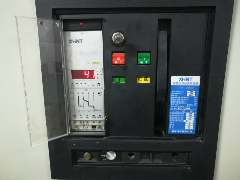 湘湖牌HLKEL1C-400CY剩餘電流保護斷路 智慧(漏電)重合閘斷路器