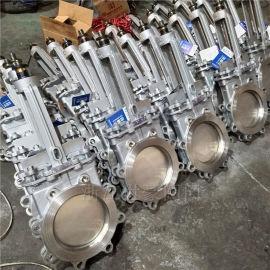 PZ73W-10NR 高温1000度超高温刀闸阀