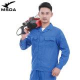 跨境長袖工作服裝棉質防靜電工裝服工地施出口工服