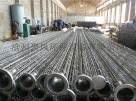 镀锌除尘器骨架生产厂家、不锈钢除尘布袋骨架