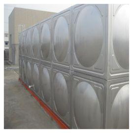 消防承压式水箱 玻璃钢环保水箱 霈凯