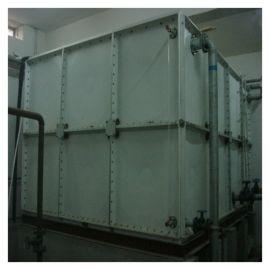 储热水箱 泽润 玻璃钢消防水箱 酒店水箱