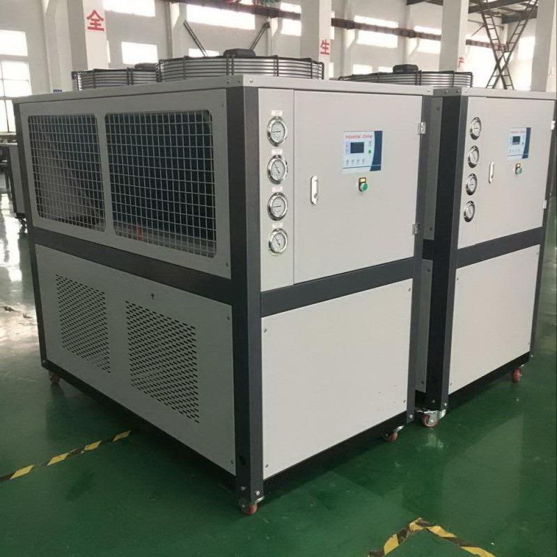 中低温冷水机_中低温螺杆式冷水机