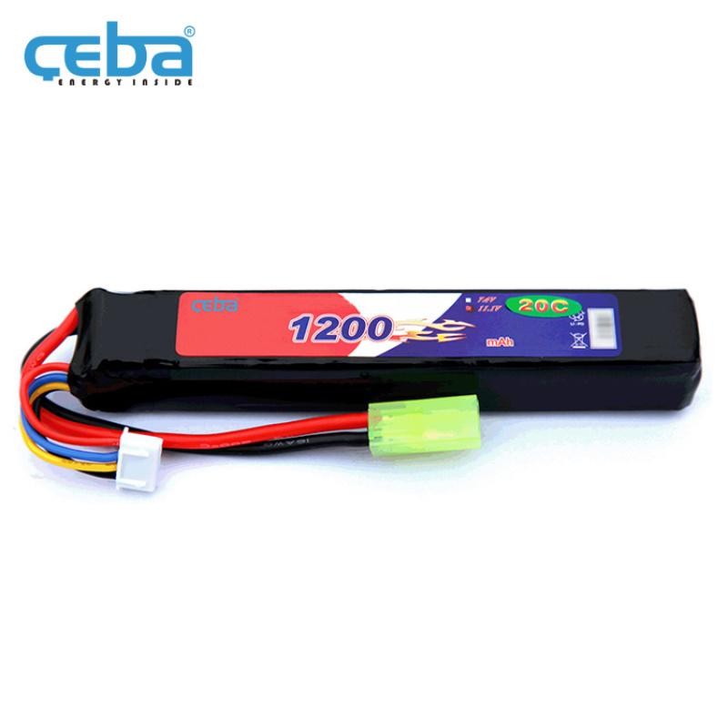 锂聚合物电池无人机航拍1200mAh锂电池LIPO