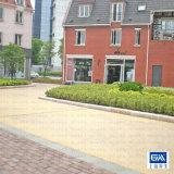 彩色透水混凝土地坪 材料施工兼營