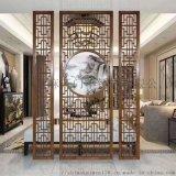 不鏽鋼屏風隔斷客廳玄關現代簡約輕奢金屬鏤空雕花定制