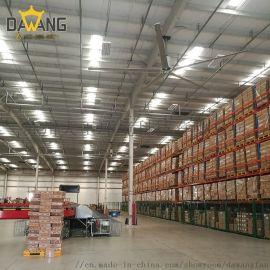 航空铝通风降温大型工业风扇 车间仓库工业大风扇