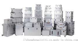 医疗器材保护箱 应急救援铝箱 生物安全运输铝箱