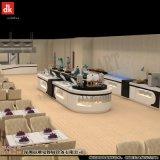 酒店自助餐檯設計 員工自助餐檯定做 自助餐檯圖片