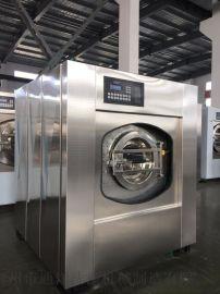 洗衣房用全自动洗衣机100Kg洗脱机厂家